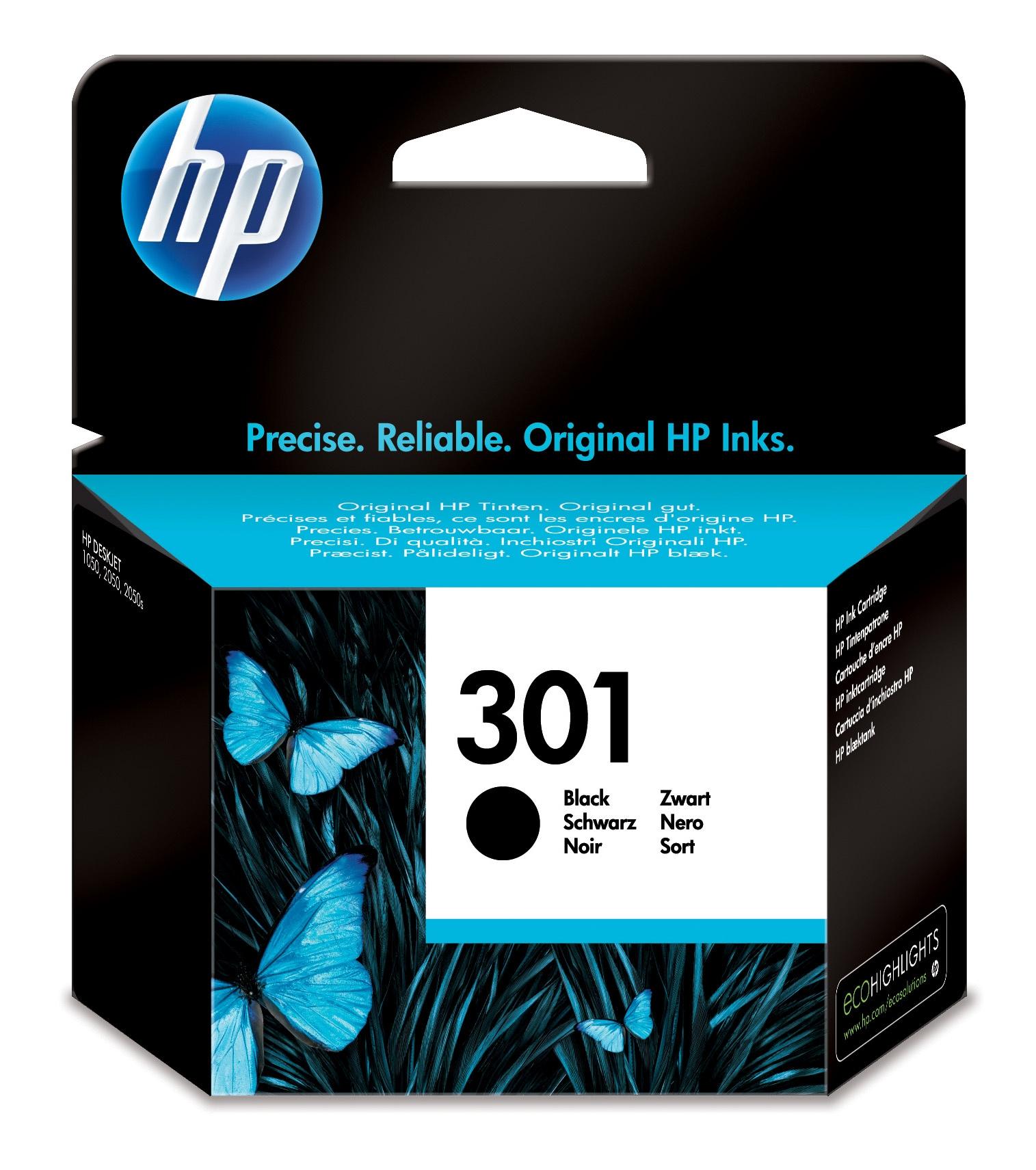 HP 301 Original Foto negro 1 pieza(s)