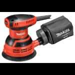 Makita M9204 portable sander Orbital sander Black,Red 240 W