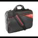 """V7 Edge Slim Toploader 16.1"""" Notebook Case black / red"""