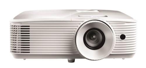 Optoma WU337 data projector 3600 ANSI lumens DLP WUXGA (1920x1200) 3D Desktop projector White