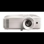 Optoma WU337 Desktop projector 3600ANSI lumens DLP WUXGA (1920x1200) 3D White data projector