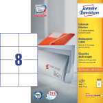 Avery Multi-Function Labels, 105 x 74 mm