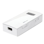 TP-LINK M5360 Wi-Fi White cellular wireless network equipment