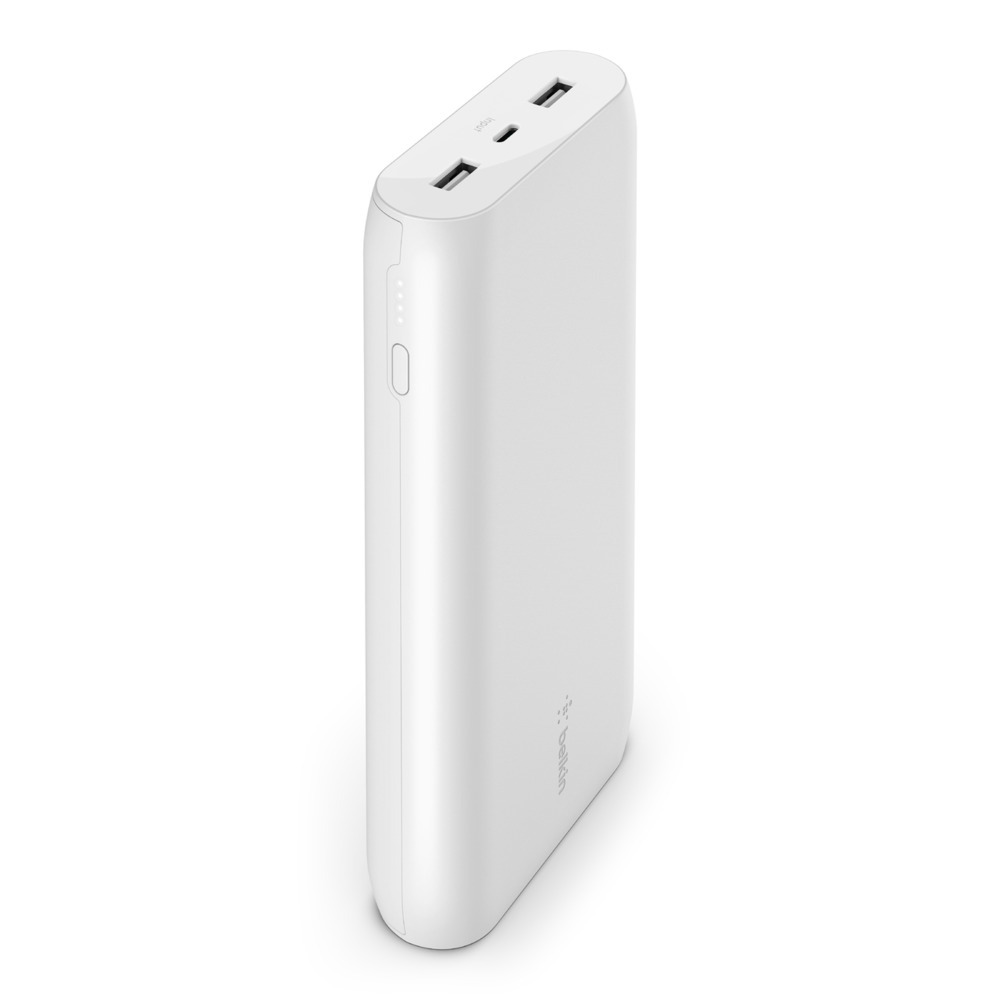 Belkin BOOSTCHARGE power bank White