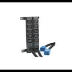 Hewlett Packard Enterprise P9Q68A power extension 1.8 m 7 AC outlet(s) Indoor
