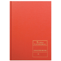 COLLINSC CATHEDRAL ANALYSIS BK 96P RED 69/14.1