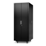 APC NetShelter CX 38U Freestanding rack Black