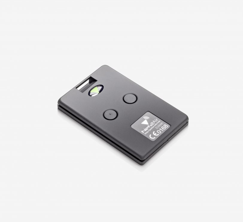 Paxton Net2 hands free keycard Contactless smart card Active