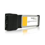 StarTech.com 2 Port ExpressCard Laptop 1394a Firewire Adapter CardZZZZZ], EC13942