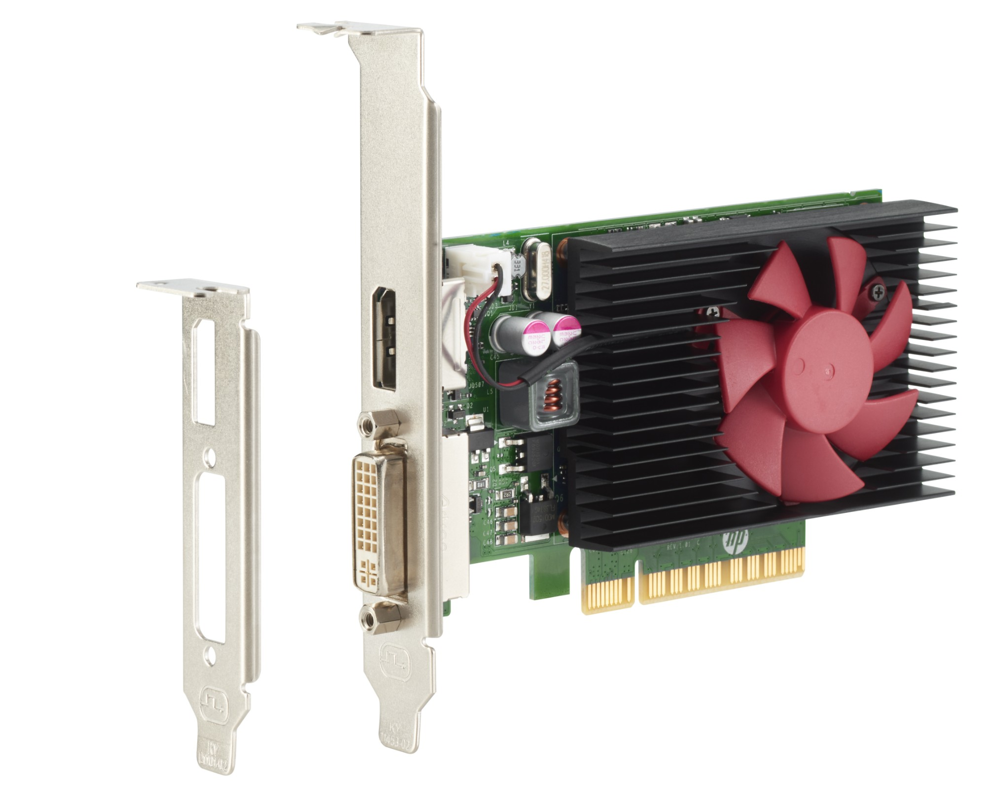 HP NVIDIA GT 730 2GB DP Card Z9H51AA