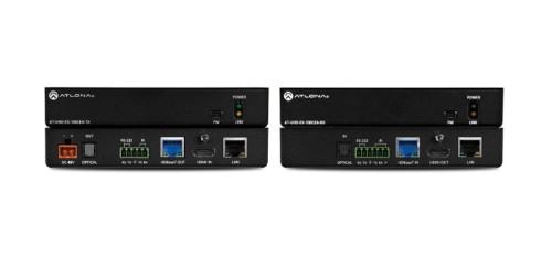 Atlona AT-UHD-EX-100CEA-KIT AV transmitter & receiver AV extender