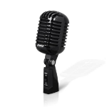 Pyle PDMICR68BK Karaoke microphone Wired Black Microphone