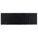 HP Backlit keyboard assembly (Germany) Keyboard
