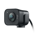 Logitech StreamCam webcam 1920 x 1080 pixels USB 3.2 Gen 1 (3.1 Gen 1) Black