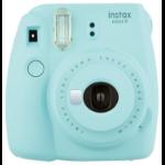 Fujifilm Instax Mini 9 62 x 46mm Blue instant print camera