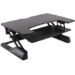 "Ergotech Group Freedom Desk - 36"" Black computer desk"