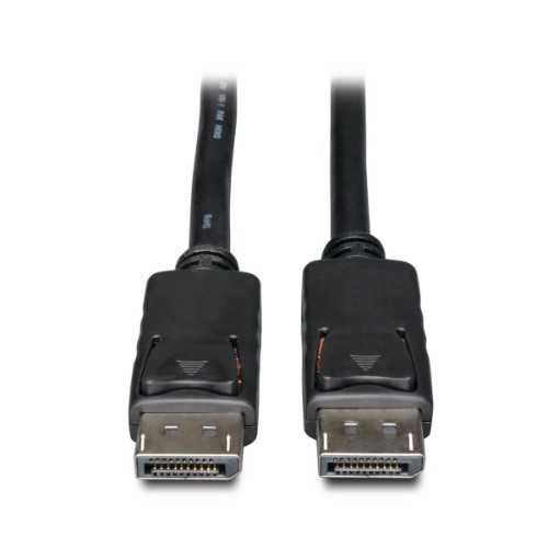 Tripp Lite DisplayPort 1.2 Digital Video and Audio Cable with Latches (M/M), 4K x 2K, 3840 x 2160 - 6.09 m
