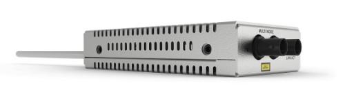 Allied Telesis AT-UMC200/ST-901 100Mbit/s 1310nm Multi-mode Grey network media converter