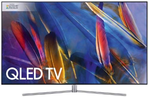 """Samsung Q7F QE49Q7FAMTXXU TV 124.5 cm (49"""") 4K Ultra HD Smart TV Wi-Fi Silver"""