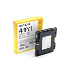 Ricoh 405768 (GC-41 YL) yellow, 600 pages, 41ml