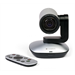Logitech PTZ Pro Camera 1920 x 1080pixels USB Black,Grey webcam