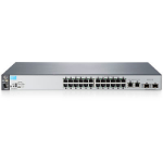 Hewlett Packard Enterprise 2530-24 Managed L2 Fast Ethernet (10/100) Grey