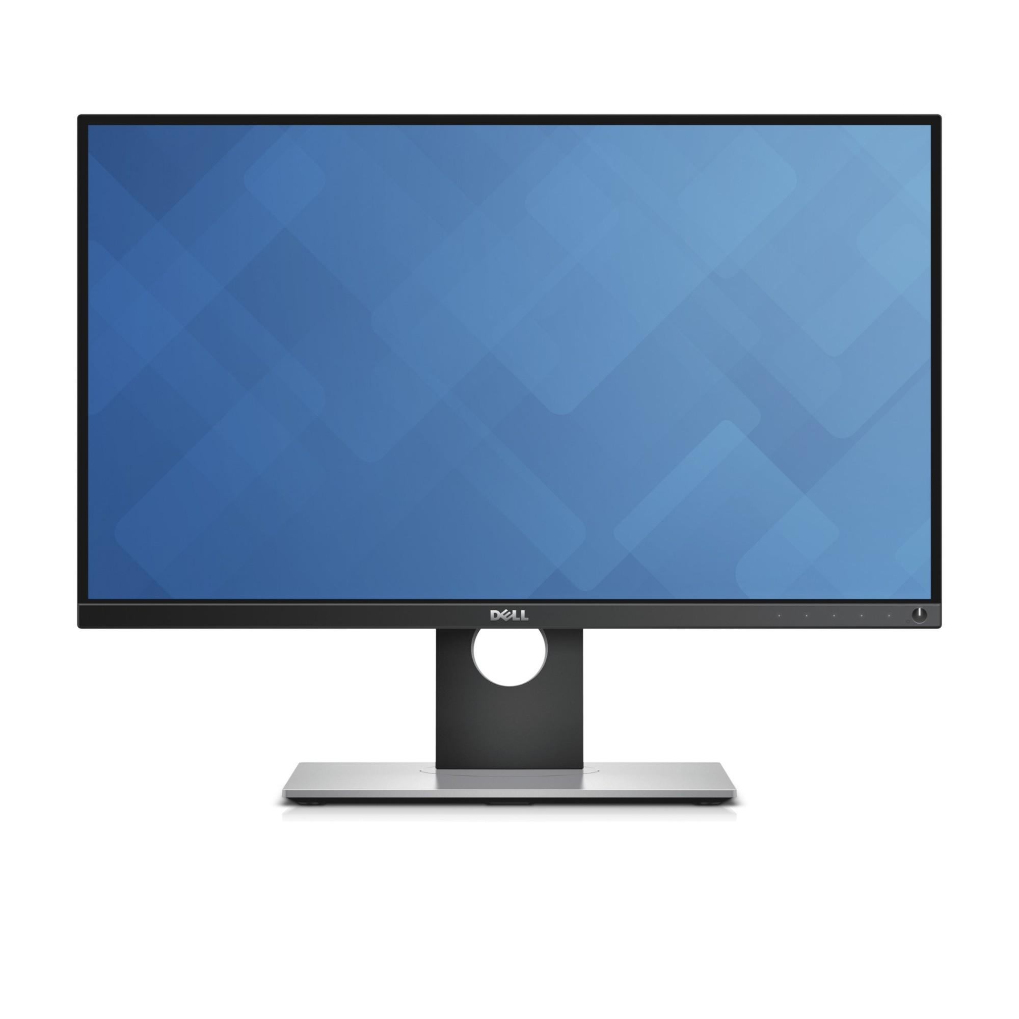 "DELL UltraSharp UP2516D LED display 63,5 cm (25"") 2560 x 1440 Pixeles Wide Quad HD Mate Negro, Plata"