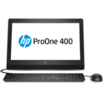 "HP ProOne 400 G3 3.9GHz i3-7100 20"" 1600 x 900pixels Black All-in-One PC"