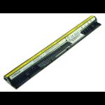 2-Power 14.8V 2200mAh Li-Polymer Laptop Battery rechargeable battery
