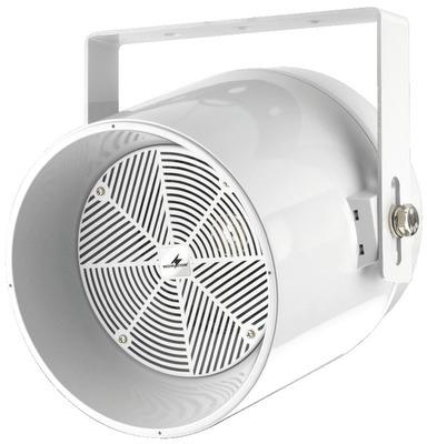 Monacor EDL250WS 30W White loudspeaker