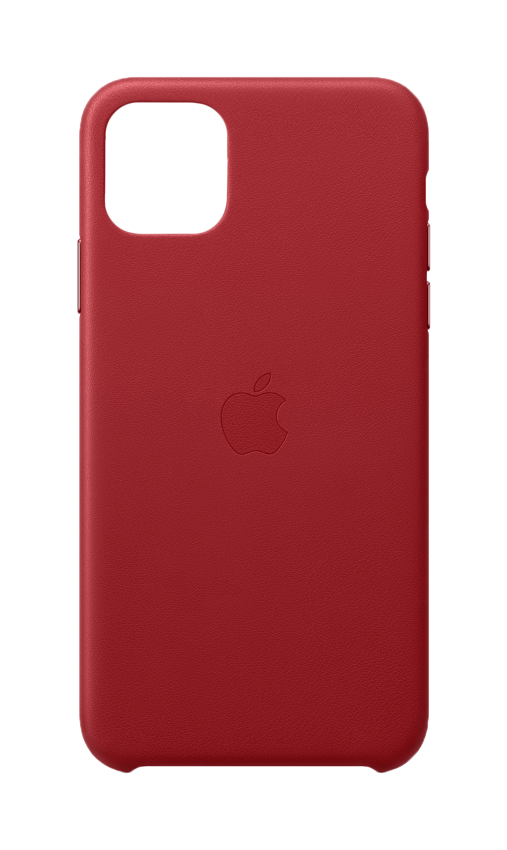 "Apple MX0F2ZM/A mobile phone case 16.5 cm (6.5"") Cover Red"