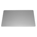 Durable 710310 desk pad Gray