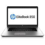"HP EliteBook 850 G1 1.7GHz i5-4210U 15.6"" 1366 x 768pixels Black,Silver Notebook"