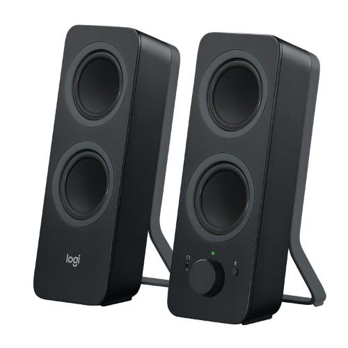 Logitech Z207 loudspeaker 5 W Black Wired & Wireless 3.5mm/Bluetooth