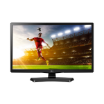 "LG 28MT48DF-PZ 27.5"" HD Negro televisor LED"