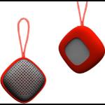 Lenovo 888016060 Stereo portable speaker 2W Rojo altavoz portátil