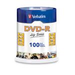 Verbatim 97177 4.7GB DVD-R 100pieza(s) DVD en blanco
