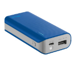 Trust Primo 4400 4400mAh Blue power bank
