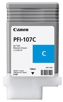 Canon PFI-107C inktcartridge Original Cyaan 1 stuk(s)