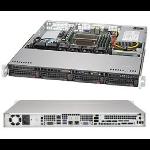 Supermicro 5019S-M Intel C236 LGA 1151 (Socket H4) 1U Black