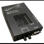 Transition Networks SRS2F3114-100 RS-232 Fiber (SC) serial converter/repeater/isolator