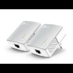TP-LINK AV500 500 Mbit/s Ethernet LAN White 2 pc(s)