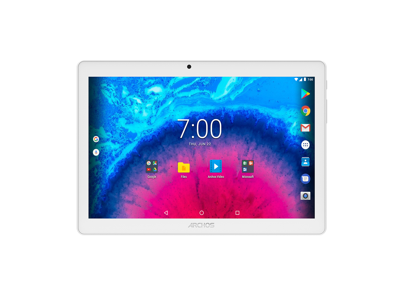 Core 101 16GB 3G Silver tablet