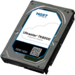 HGST Ultrastar 7K6000 2000GB SAS internal hard drive