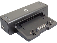 HP Docking Station 2012 90W includes power cable