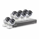 Swann DVR16-4550 16 Channel 1080p Digital Video Recorder with 8 x PRO-T853 Cameras CCTV KIT
