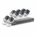 Swann SWDVK-164558 Wired 16channels video surveillance kit