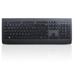 Lenovo 4X30H56873 RF Wireless QWERTY UK English Black keyboard