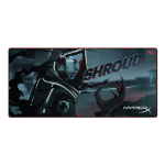 HyperX FURY S Pro Shroud Multicolour Gaming mouse pad