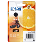 Epson C13T33514012 (33XL) Ink cartridge black, 530 pages, 12ml